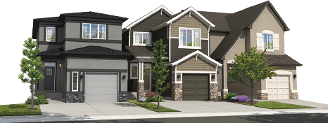 New Homes In Cranston's Riverstone By Trico Homes