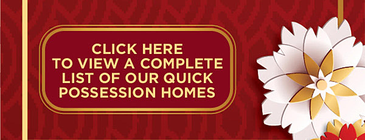 Trico Homes Quick Possession Homes